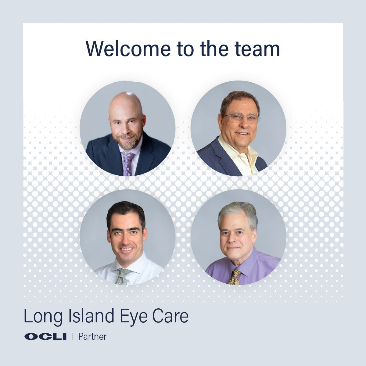 welcome to the team long island eye care
