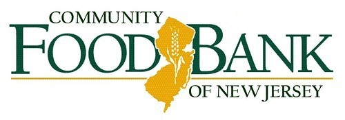 Community Food Bank of New Jersey Logo by you.