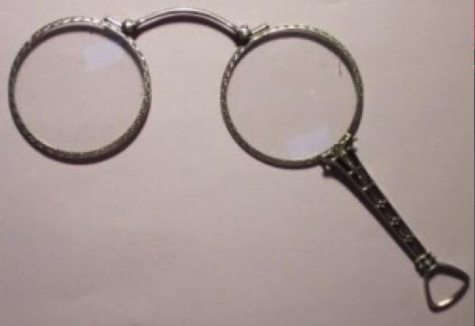 scissor glasses